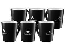 original Mercedes Benz Kaffeebecher Becher 1 Stück schwarz Mercedes-Benz Tasse