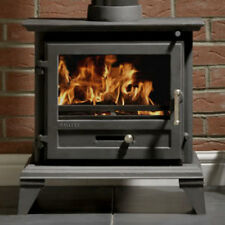 Firefox Classic 8 Defra Approved Multifuel Woodburning Stove free del inc sat