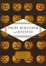 Poems Bewitched and Haunted (Everyman's Library Pocket Poets) by