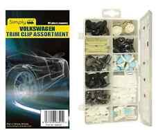 Simply Brand Volkswagen Car Door Trim Clips Screw Fixings Assortment Kit Pack