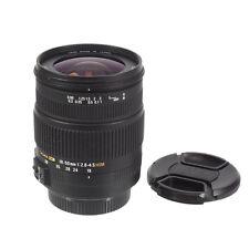 Sigma dc 18-50 mm f/2.8-4.5 OS HSM lente para Sigma SD-cámaras