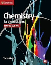 IB Diploma: Chemistry for the IB Diploma by Mark Headlee, Peter Hoeben and...