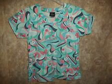 BABY PHAT SCRUB TOP SIZE S ( 2 POCKETS) STYLE: 26805   PUCI