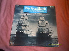THE SEA HAWK CLASSIC FILM SCORES OF ERICH WOLFGANG KORNGOLD LP RCA RED SEAL