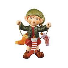Goebel Alle Söckchen fertig Wichtel Figur Weihnachten Hummel Engel NEU