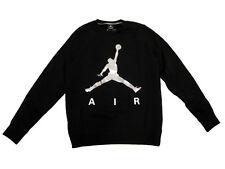 Size 2XL Air Jordan Jump man Sweater 616360 010 Black/Silver