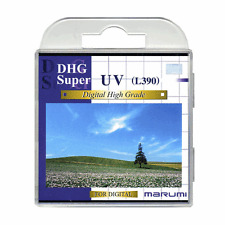 MARUMI 55mm DHG SUPER UV (L390) Multicoated Filter - Designed for Digtal Cameras