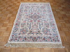 4'3 X 6 Pre-owned Karastan Rug Garden Of Eden Tree Of Life Rug