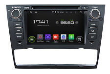 Autoradio Naviceiver ANDROID 4.4 A9 WIFI BT GPS Navi BMW 3 E90 E91 E92 E93