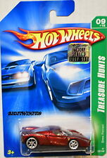 HOT WHEELS 2007 SUPER TREASURE HUNT ENZO FERRARI RED SEATS FACTORY SEALED