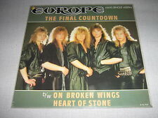 "EUROPE MAXI VINYL 12"" HOLLANDE THE FINAL COUNTDOWN (2)"