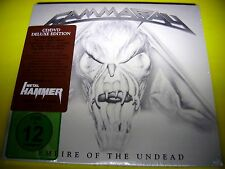 GAMMA RAY - EMPIRE OF THE UNDEAD | CD / DVD DELUXE EDITION OVP  Metal 111austria