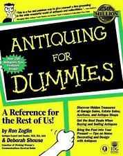 Antiquing For Dummies-ExLibrary