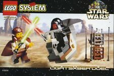 LIGHTSABER DUEL, Lego STAR WARS 7101, Episode I, Retired, Darth Maul, New in Box