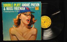 Andre Previn & Russ Freeman-Double Play!-Contemporary 3537-CHEESECAKE