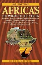 Africa's Top Wildlife Countries: Botswana, Kenya, Namibia, Rwanda, South Africa,