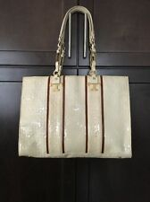 Tory Burch Patent Leather X Large Tote