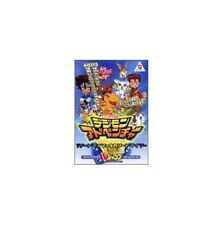 Digimon Adventure anode and cathode Tamer Bandai official V Jump guide book / WS