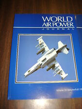 WORLD AIR POWER JOURNAL Vol 30 1997 & Vol 37 Summer 1999 Lot of 2