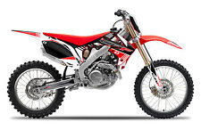 2010 2011 2012 2013 CRF 250R GRAPHICS  CRF250R 250 R  DECALS STICKERS S ONE KIT