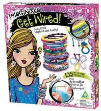 The Orb Factory 66925 Imaginista Get Wired! Schmuckbastelset Ohrringe Ketten