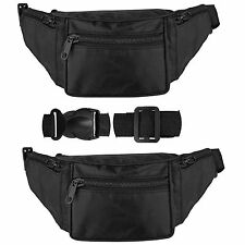 Bum Bag Fanny Pack Travel Waist Festival Money Belt Pouch Holiday Wallet
