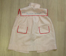 N°15 BLOUSE SCOLAIRE ANCIENNE ECOLE ECOLIER ENFANT TABLIER OLD SCHOOL GOWN CHILD