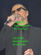 8x6 Photo 16 George Michael Royal Albert Hall Symphonica Concert Photo Oct 2011