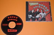 The Crocats - Bongo Spinazie / Rockhouse Records 1992 / NL / 1st. Press / Rar