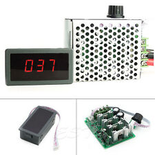 New Universal 30A DC10-60V PWM HHO RC Motor Speed Regulator Controller Switch