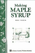 Making Maple Syrup the Old-Fashioned Way~DIY How-to~NEW!