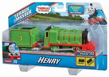 Thomas & Friends Trackmaster Henry Train BML10 - Revolution Motorized Engines
