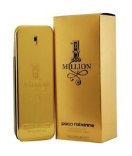 1 Million Paco Rabanne Men 3.3 3.4 oz 100 ml *Eau De Toilette* Spray Nib Sealed