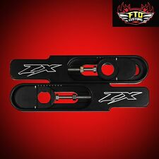 2017 ZX14R Swingarm Extensions, Swingarm Extension, Frame Extension  ZX14-R