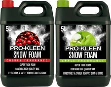 SNOW FOAM CAR SHAMPOO WAX VEHICLE WASH VALET CLEANING SHINE PRESSURE WASHER 10L