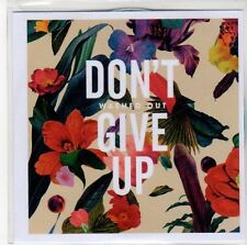 (ED867) Washed Out, Don't Give Up - 2013 DJ CD