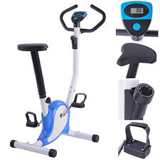 Fintess Exercise Bike Cardio Aerobic Cycling Machine Equipment Workout Gym