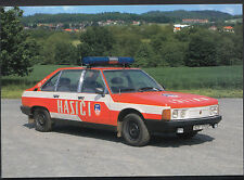 Transport Postcard - Road Transport - Czech Republic Police Vehicle - Hasic E381