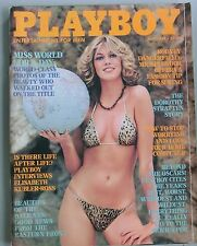 Playboy - US-Ausgabe May 5 / 1981 - Gina Goldberg -k
