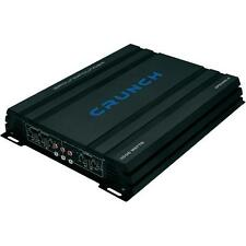 Crunch GPX1000 4 4 Kanal Amplificatore 4 Canali Auto {Crunch GPX1000.4}