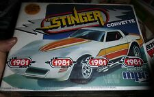 MPC 1981 CHEVROLET CORVETTE STINGER VETTE 1/20 Model Car Mountain KIT FS