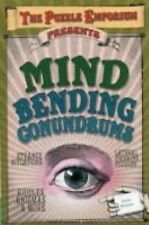 The Puzzle Emporium Presents Mind Bending Conundrums, Brecher, Erwin, New Books