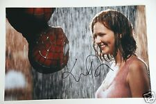 "Kirsten Dunst  20x30cm "" Spider-Man "" Foto Autogramm / Autograph in Person"