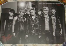 BTOB Mini Album Vol. 3 Thriller 2013 Taiwan Promo Poster
