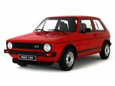 Otto Mobile 1976 Volkswagen Golf GTI Red Color 1:12 (1500 UNITS)*Now in Stock*