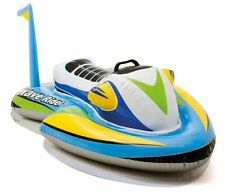 Inflatable Jet Ski Wave Rider Ride On Lilo Pool Beach Water Float Toy TY4454