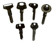 Classic VW Key Cut for your car NOT A BLANK! Golf Polo Mk1 Mk2 T25 Transporter