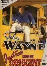 JUSTICE POUR UN INNOCENT / JOHN WAYNE - NANCY SHUBERT /*/ DVD WESTERN NEUF/CELLO