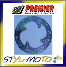 SD007 DISCO FRENO PREMIER HONDA SH 125 (CARB/REAR DRUM MODEL) 2001