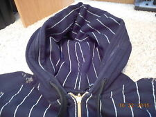 Woman's full front zip hooded Jacket BY: AVIREX See description for detail/Size!